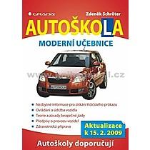 Autoškola moderní učebnice