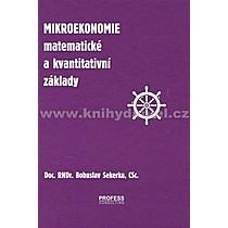 Bohuslav Sekerka Mikroekonomie