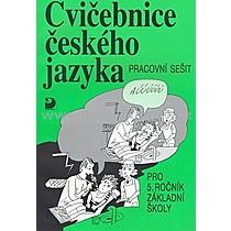 Jiřina Polanská Cvičebnice českého jazyka pro 5 ročník základní školy