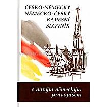 Marie Steigerová a kol Česko něměcký německo český kapesní slovník