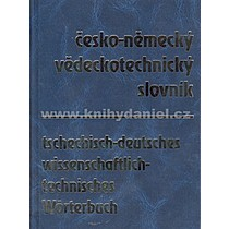 Kolektiv autorů Česko německý vědeckotechnický slovník