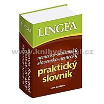 Nemecko slovenský slovensko nemecký praktický slovník