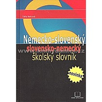 Táňa Balcová Nemecko slovenský slovensko nemecký školský slovník