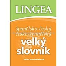 Španělsko český česko španělský velký slovník