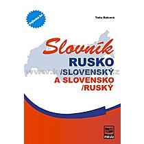 Táňa Balcová Slovník Rusko slovenský slovensko ruský