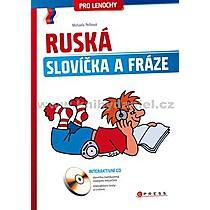 Michaela Pešková Ruská slovíčka a fráze