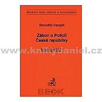 Benedikt Vangeli Zákon o Policii České republiky Komentář