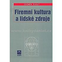 Zdeněk Šigut Firemní kultura a lidské zdroje