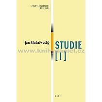 Jan Mukařovský Studie I