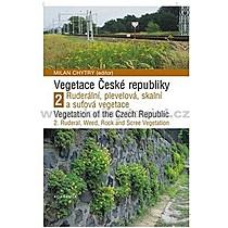 Milan a kol Chytrý Vegetace České republiky 2