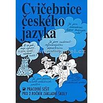 Jiřina Polanská Cvičebnice českého jazyka pro 2 ročník základní školy