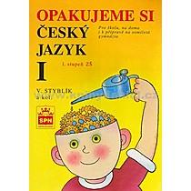 Vlastimil Styblík Opakujeme si český jazyk I