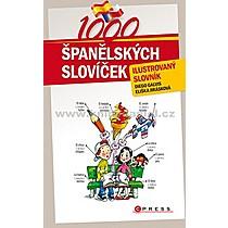 Diego Eliška Galvis Jirásková 1000 španělských slovíček