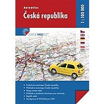 Autoatlas Česká republika 1 100 000