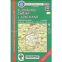 KČT 89 90 Slovácko Chřiby a Jižní Haná