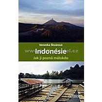 Veronika Škvárová Indonésie jak ji pozná málokdo