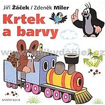 Zdeněk Jiří Miler Žáček Krtek a barvy