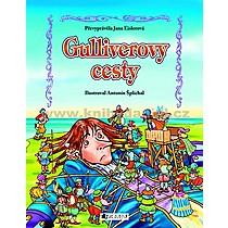 Antonín Šplíchal Gulliverovy cesty