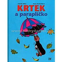 Hana Doskočilová Zdeněk Miler Krtek a paraplíčko