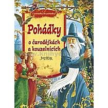 Pohádky o čarodějkách a kouzelnicích