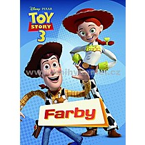 Toy Story Farby