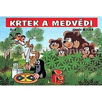 Zdeněk Miler Krtek a medvědi - Zdeněk Miler