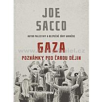 Poznámky pod čarou dějin - Joe Sacco Gaza