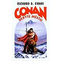 Juraj Červenák Conan a svatyně démonů