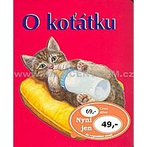 O koťátku