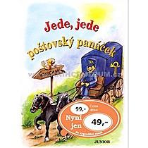 Vladimíra Vopičková Jede jede poštovský panáček
