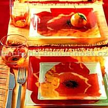LUMINARC PAPAVERO Talíř desertní 18,5 cm