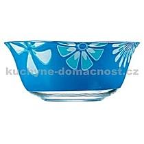 LUMINARC GRAPHIC FLOWERS BLUE Miska 12 cm