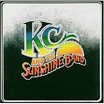 KC & THE SUNSHINE BAND:  KC & THE SUNSHINE BAND