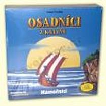 Osadníci z Katanu - Námořníci