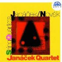 JANACEK,L.: SMYCCOVE KVARTETY C. 1, 2  ...