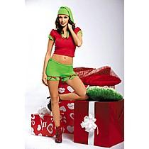 Obsessive Elf Kostým