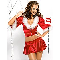 Obsessive Santa Lady