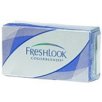 Ciba Vision FreshLook ColorBlends dioptrické 2ks