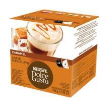 Nescafé KRUPS - Latté Macchiato caramel 16ks kapsle