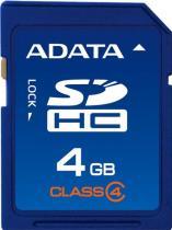 A-DATA 4GB SDHC Class 4