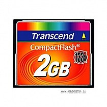 Transcend 2GB CF Card