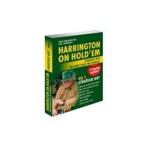 Poker kniha Harrington on Holdem první díl česky - volume 1