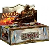 Magic Zendikar Booster Box