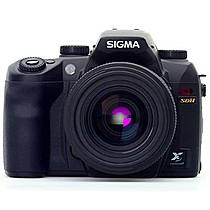 Sigma SD14 tělo