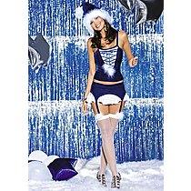 Snowflake corset