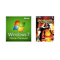 Microsoft Windows 7 Home Premium CZ OEM 32bit