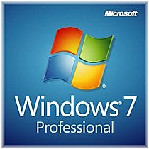 Microsoft Windows 7 Professional EN OEM 32bit