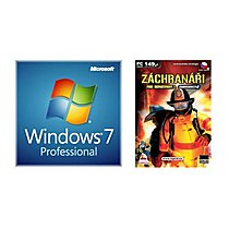Microsoft Windows 7 Professional CZ OEM 32bit