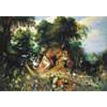 Brueghel, Čtyři elementy