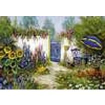 Romantická zahrada